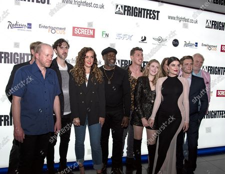 Editorial photo of 'The Kindred' Arrow Video FrightFest opening gala, Cineworld Leicester Square, London, UK - 26 Aug 2021