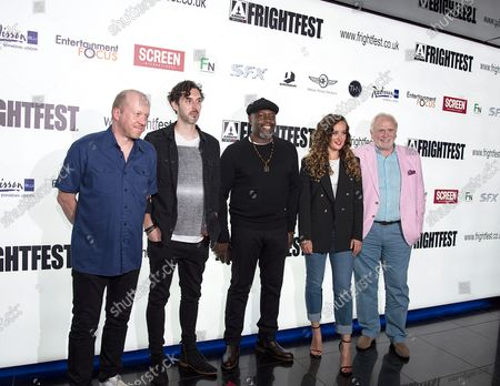 Editorial picture of 'The Kindred' Arrow Video FrightFest opening gala, Cineworld Leicester Square, London, UK - 26 Aug 2021