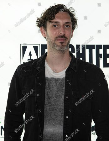 """Blake Harrison attends the """"The Kindred"""" Arrow Video FrightFest opening gala at Cineworld Leicester Square in London."""