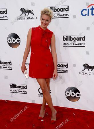 Editorial image of Billboard Music Awards, Las Vegas, Nevada, United States - 19 May 2014