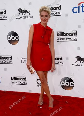 Stock Image of Stylist Anita Patrickson attends the 2014 Billboard Music Awards held at the MGM Grand Garden Arena in Las Vegas, Nevada on May 18, 2014.