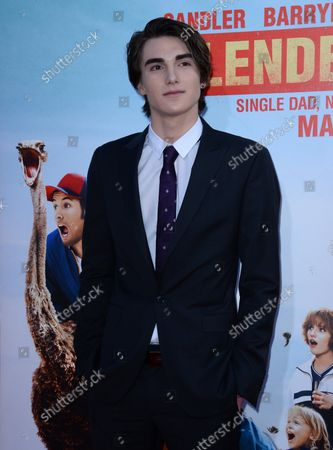 Editorial picture of Blended Premiere, Los Angeles, California, United States - 22 May 2014