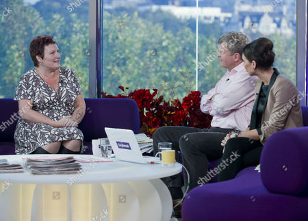 Jill Hawkins - Surrogate Mother with Adrian Chiles and Christine Bleakley