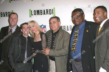 Chris Sullivan, Keith Nobbs, Judith Light, Dan Lauria, Dave Robinson, Robert Christopher Riley