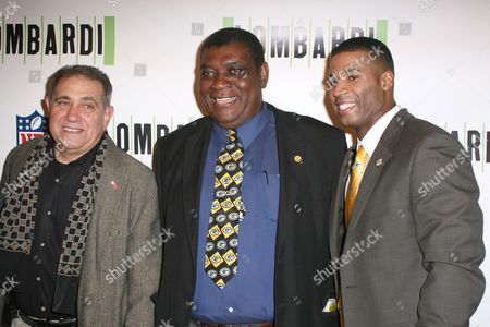 Dan Lauria, Dave Robinson, Robert Christopher Riley