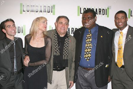 Keith Nobbs, Judith Light, Dan Lauria, Dave Robinson and Robert Christopher Riley