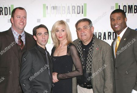 Chris Sullivan, Keith Nobbs, Judith Light, Dan Lauria and Robert Christopher Riley