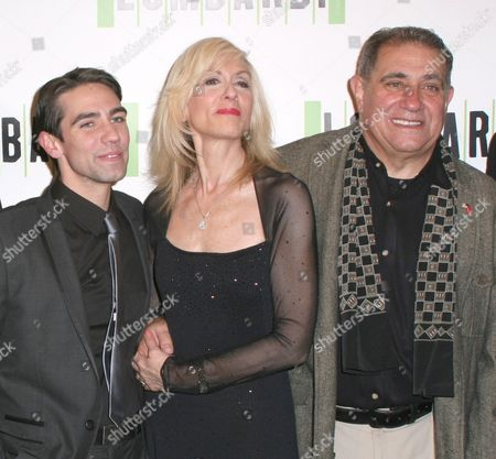 Keith Nobbs, Judith Light and Dan Lauria