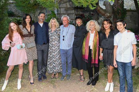 Pascale Arbillot, Helena Noguerra, Brigitte Fossey, Roxane Duran, Florence Charmasson, Tania Garbarski, Simon Abkarian and Nicolas Steil