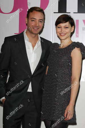 Charley Speed and Emma Willis
