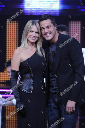 Cesar Julio and wife Susana Werner
