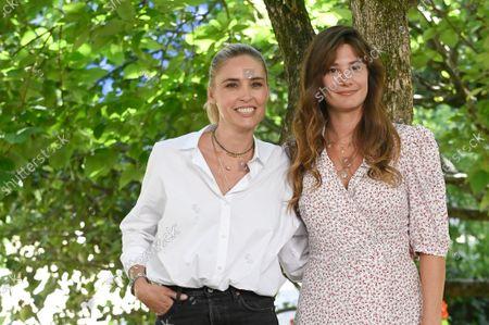 Alice Pol Screenwriter and Lilou Fogli