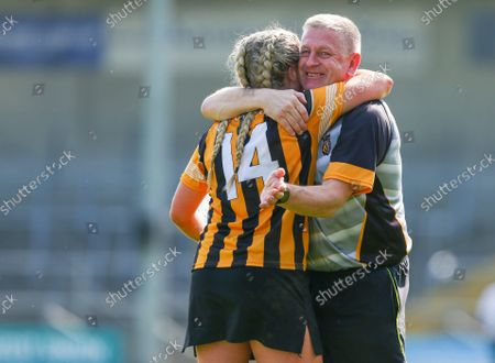 Editorial picture of All-Ireland Intermediate Camogie Championship Semi-Final, UPMC Nowlan Park, Kilkenny - 28 Aug 2021