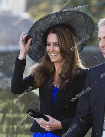 Stock Image of Kate Middleton