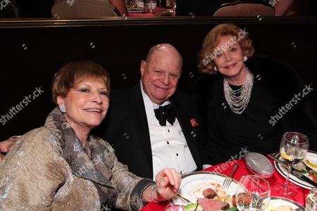 Barbara and Don Rickles with Barbara Sinatra