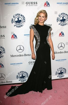 Editorial photo of 2010 Carousel of Hope Ball, Benefiting the  Barbara Davis Center for Childhood Diabetes, Los Angeles, America - 23 Oct 2010