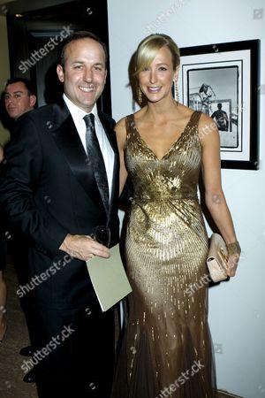 David Haffenreffer and Lara Spencer