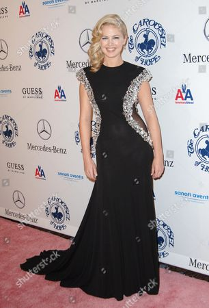 Editorial picture of 2010 Carousel of Hope Ball, Benefiting the  Barbara Davis Center for Childhood Diabetes, Los Angeles, America - 23 Oct 2010