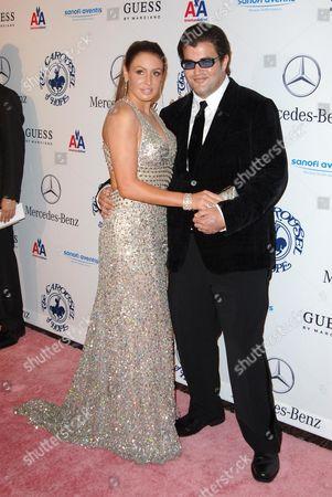 Rachel Uchitel and Jason Davis