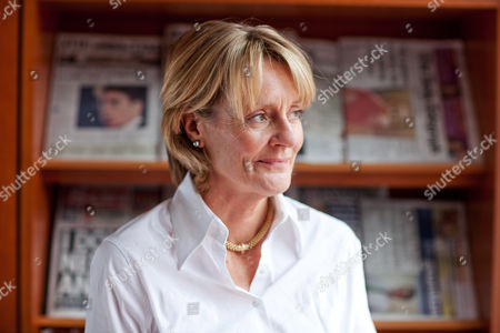 Editorial photo of Peta Buscombe, chair of the Press Complaints Commission, in her office in London, Britain - 07 Sep 2010