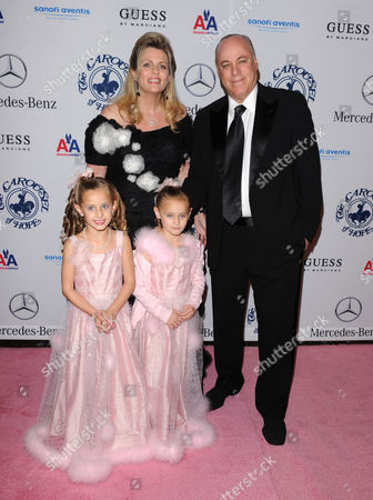 Editorial image of 2010 Carousel of Hope Ball, Benefiting the Barbara Davis Center for Childhood Diabetes, Los Angeles, America - 23 Oct 2010