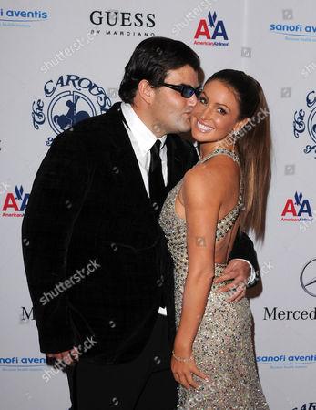 Jason Davis and Rachel Uchitel