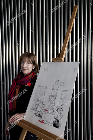 Editorial photo of The launch of the Big Draw weekend at City Hall, London, Britain - 22 Oct 2010