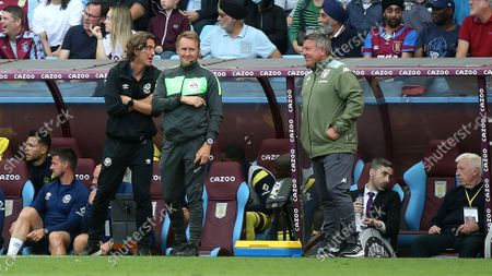 Editorial picture of Aston Villa v Brentford, Premier League, Football, Villa Park, Birmingham, West Midlands, United Kingdom - 28 Aug 2021