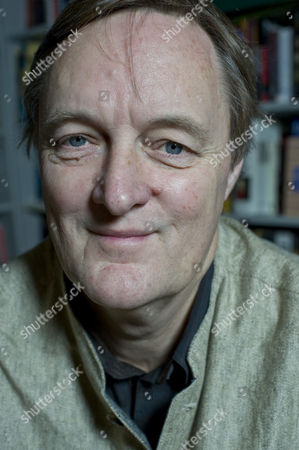 Editorial image of Patrick Wright at London Review of Books Bookshop, London, Britain - 21 Oct 2010