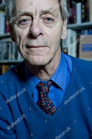 Editorial picture of Neal Ascherson at London Review of Books Bookshop, London, Britain - 22 Oct 2010