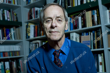 Editorial image of Neal Ascherson at London Review of Books Bookshop, London, Britain - 22 Oct 2010