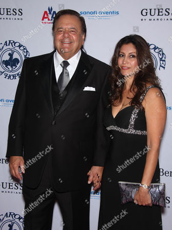 Paul Sorvino and Hedi Khorsand