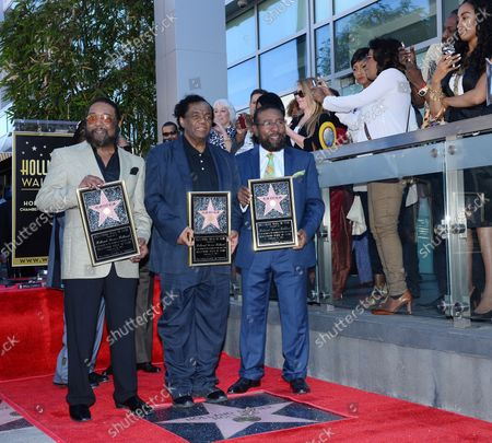 Editorial picture of Holland Dozier Holland Fame Ceremony, Los Angeles, California, United States - 13 Feb 2015