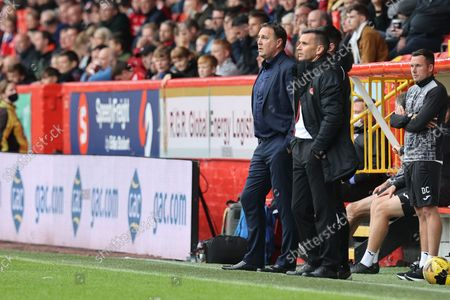 Editorial photo of Aberdeen v Ross County, Cinch Scottish Premiership - 29 Aug 2021