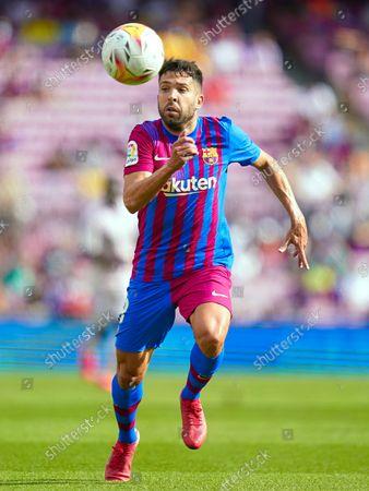 Jordi Alba of FC Barcelona