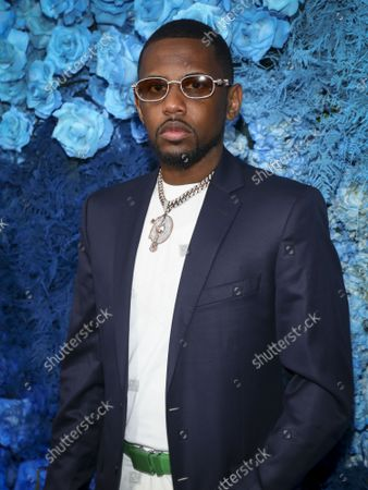 Recording artist Fabolous attends the 40/40 Club's 18th year anniversary celebration, in New York
