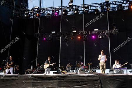 Editorial picture of Railbird Music Festival - Day 2, Lexington, United States - 29 Aug 2021