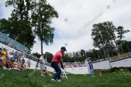 Editorial photo of BMW Championship Golf, Owings Mills, United States - 29 Aug 2021