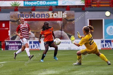 Editorial picture of Hamilton Academical FC Women v Glasgow City Women, Scottish Women's Premier League Cup - 29 Aug 2021