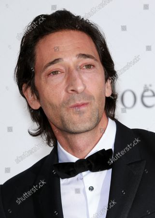 Adrian Brody arrives at the 22nd amfAR Cinema Against AIDS 2015 gala at the Hotel du Cap-Eden-Roc in Antibes, France on May 21, 2015.  The event, held each year during the annual Cannes Film Festival, raises funds for AIDS research.