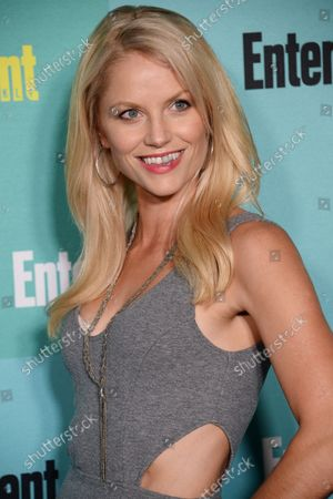 Actress Ellen Hollman attends Entertainment Weekly's Comic-Con closing night celebration party at FLOAT at the Hard Rock Hotel in San Diego, California on July 11, 2015.