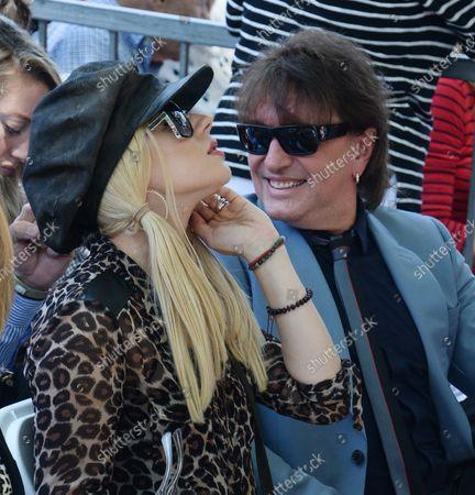 Editorial photo of Al Schmitt Fame Walk, Los Angeles, California, United States - 13 Aug 2015