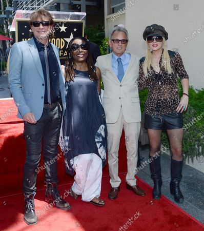 Editorial picture of Al Schmitt Fame Walk, Los Angeles, California, United States - 13 Aug 2015