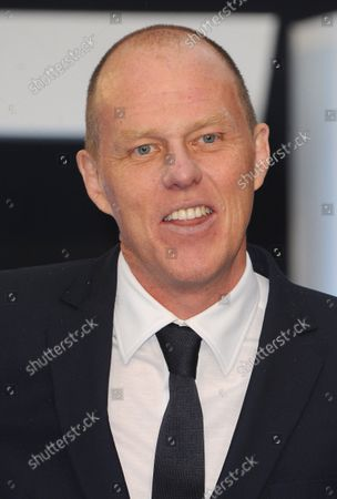 American director Brian Helgeland attends the World Premiere of 'Legend' at Odeon Leicester Square in London on September 3, 2015.