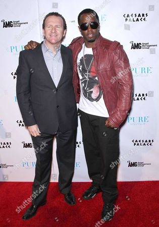 Editorial photo of Sean 'Diddy' Combs hosts a night at Pure Nightclub inside Caesar's Palace Resort Hotel and Casino, Las Vegas, Neveda, America - 23 Oct 2010