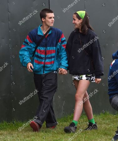 Editorial photo of Reading Festival, Day 3, UK - 29 Aug 2021