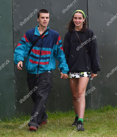 Editorial picture of Reading Festival, Day 3, UK - 29 Aug 2021