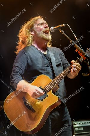 Editorial picture of Alan Doyle Performance, Toronto, Canada - 28 Aug 2021