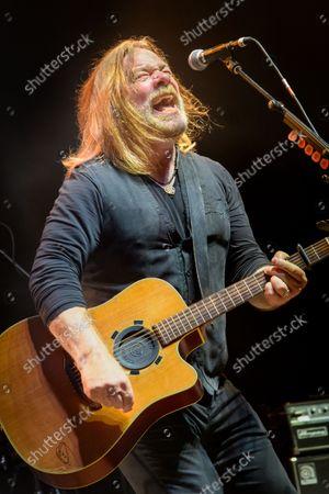 Editorial photo of Alan Doyle Performance, Toronto, Canada - 28 Aug 2021