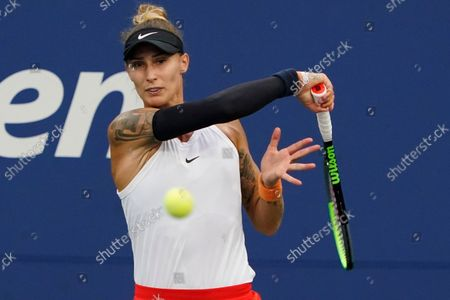 Editorial image of US Open Tennis, New York, United States - 31 Aug 2021